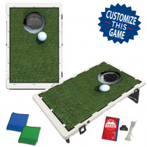Golf Hole in One Bean Bag Toss Game by BAGGO