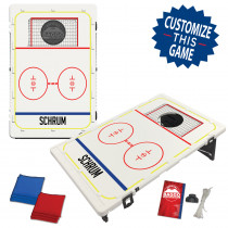 Hockey Net Bean Bag Toss Game by BAGGO
