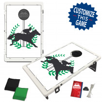 Horse Racing Bean Bag Toss Game by BAGGO