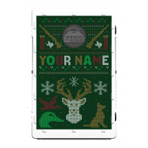 Family Holiday Ugly Sweater Screens (only) by Baggo