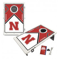 Nebraska Cornhuskers Bean Bag Toss Game by BAGGO