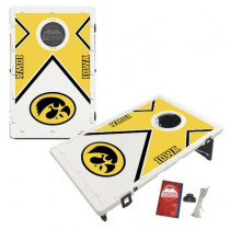 Iowa Hawkeyes Bean Bag Toss Game by BAGGO