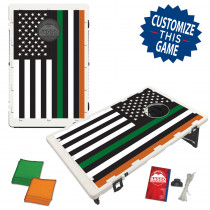 Irish American Bean Bag Toss Game by BAGGO
