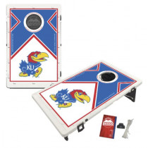 Kansas Jayhawks Bean Bag Toss Game by BAGGO