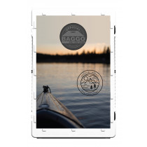 Kayak on Lake Screens (only) by Baggo