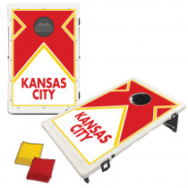 Kansas City Vintage Baggo Bag Toss Game by BAGGO
