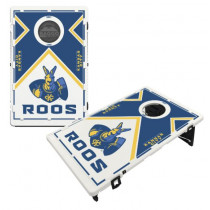 Kansas City Roos Bean Bag Toss Game by BAGGO
