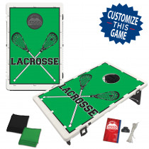 Lacrosse Bean Bag Toss Game by BAGGO