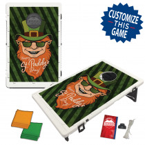 Crazy Leprechaun Bean Bag Toss Game by BAGGO