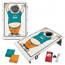 Miami Baggo Fan Bag Toss Game by BAGGO