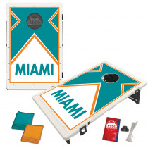 Miami Vintage Baggo Bag Toss Game by BAGGO