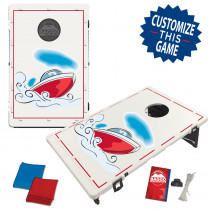 Motor Boat Bean Bag Toss Game by BAGGO