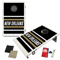 New Orleans Horizon Baggo Bag Toss Game by BAGGO