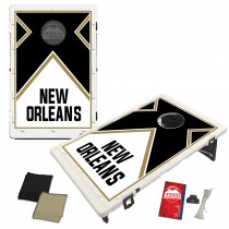 New Orleans Vintage Baggo Bag Toss Game by BAGGO