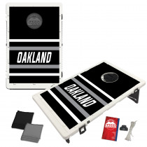 Oakland Horizon Baggo Bag Toss Game by BAGGO
