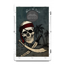 Pirate Skull Screens (only) by Baggo