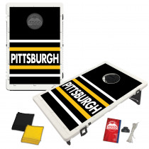 Pittsburgh Horizon Baggo Bag Toss Game by BAGGO
