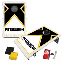 Pittsburgh Vintage Baggo Bag Toss Game by BAGGO