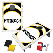 Pittsburgh Vortex Baggo Bag Toss Game by BAGGO