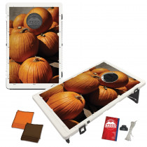Pumpkin Bean Bag Toss Game by BAGGO
