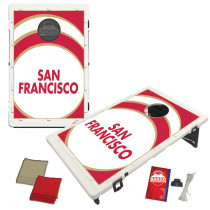 San Francisco Vortex Baggo Bag Toss Game by BAGGO
