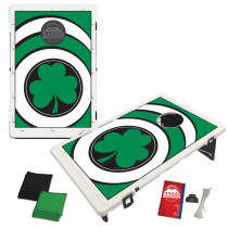 Shamrock Vortex Baggo Bean Bag Toss Game by BAGGO