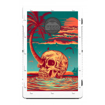 Skull Island Screens (only) by Baggo
