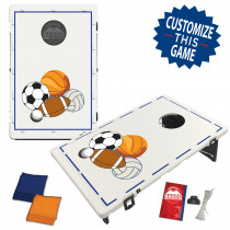 Sports Balls Bean Bag Toss Game by BAGGO