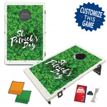 St. Patrick's Day Bean Bag Toss Game by BAGGO