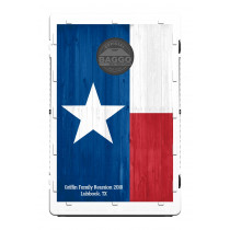Texas Flag Wood Alt