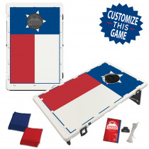 Texas Flag Bean Bag Toss Game by BAGGO