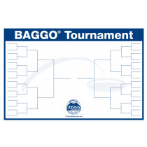 Single Elimination 32 Team BAGGO Tournament Bracket