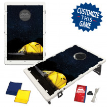 Under the Stars Bean Bag Toss Game by BAGGO