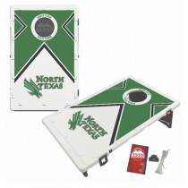 North Texas Mean Green Bean Bag Toss Game by BAGGO