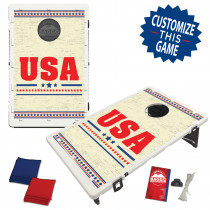 USA Stars Bag Toss Game by BAGGO