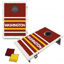 Washington Maroon Horizon Bag Toss Game by BAGGO