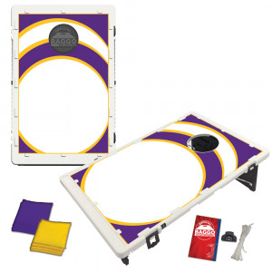 Build Your Own Vortex BAGGO Bean Bag Toss Portable Cornhole Game