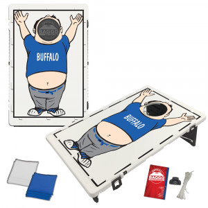 Buffalo Baggo Fan Bag Toss Game by BAGGO