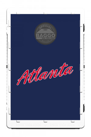 Atlanta Script Navy Screens (only) by Baggo