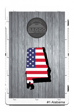 Alternate US States American Flag Screens (only) by Baggo