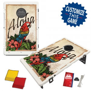 Aloha Bean Bag Toss Game by BAGGO