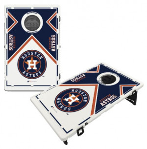 Houston Astros Bean Bag Toss Game by BAGGO