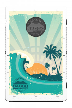 Sunset Wave Screens (only) by Baggo