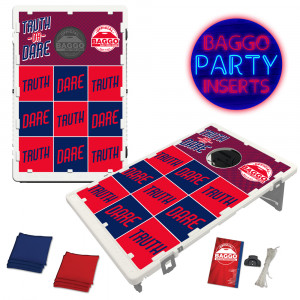 Truth or Dare Bean Bag Toss Game by BAGGO