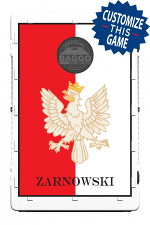 Poland Flag Screens (only) by Baggo