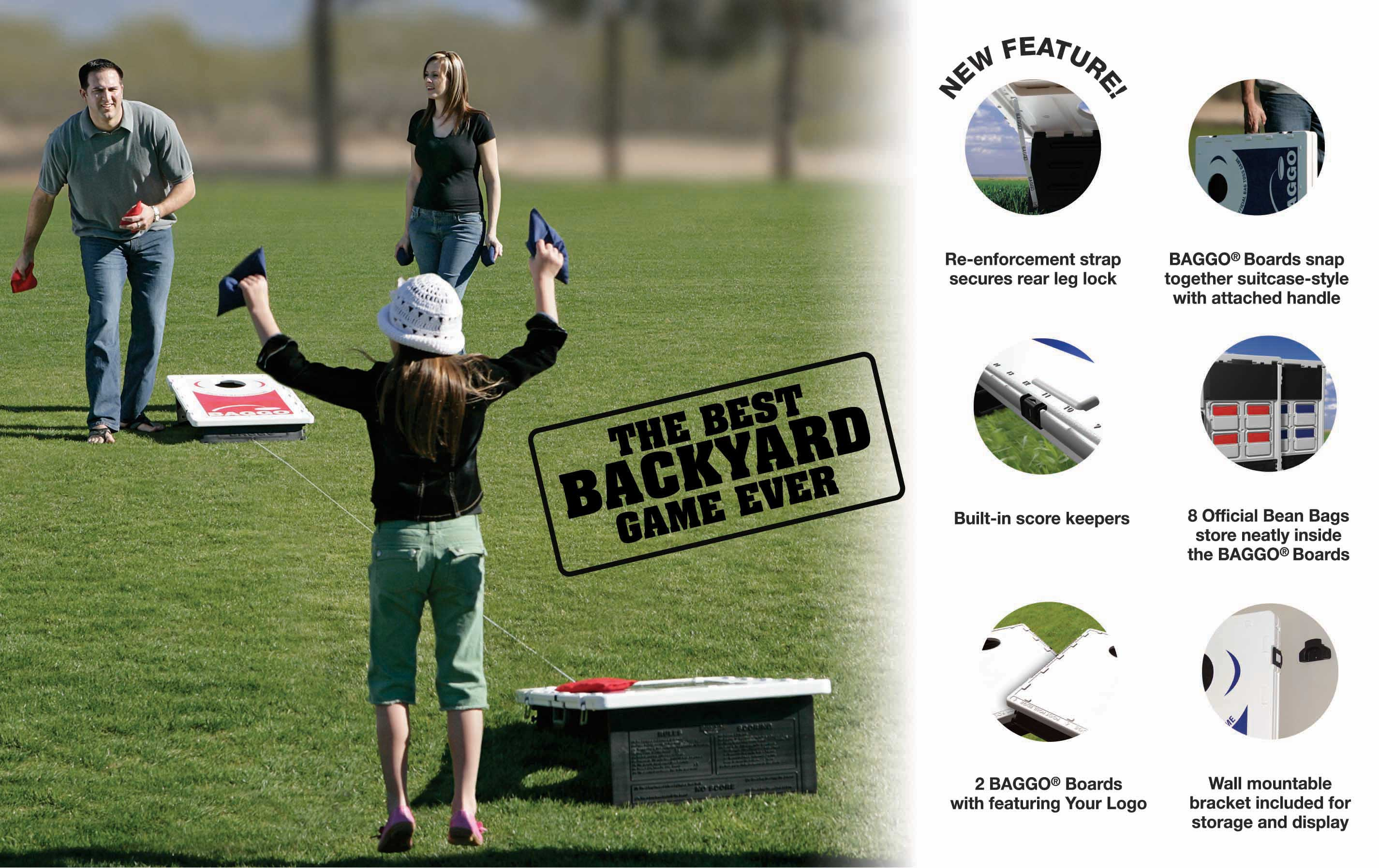 Backyard Baggo