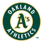 Oakland Athletics MLB Baggo Game