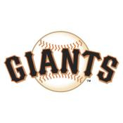 San Francisco Giants MLB Baggo Game