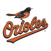 Baltimore Orioles MLB Baggo Game