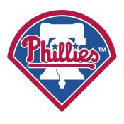 Philadelphia Phillies MLB Baggo Game